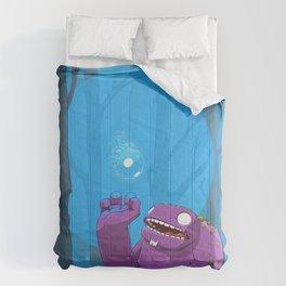 Ghost of Mello Marsh Comforters
