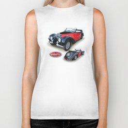 1937 Bugatti Cabriolet Biker Tank