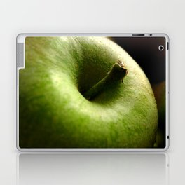 Green Apple Focus Laptop & iPad Skin