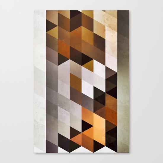 wwwd blxxx Canvas Print