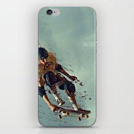 skate board 6 iPhone Skin