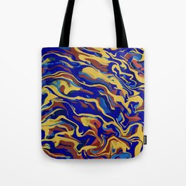 Abstract Alma Llanera Tote Bag