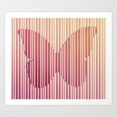 Papilion Art Print