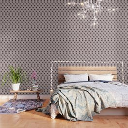 moose cool home pattern Wallpaper