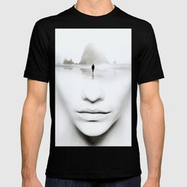 in thoughts T-shirt