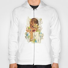 Blaise | Collage Hoody