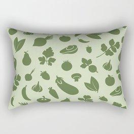 Farmers Market Rectangular Pillow