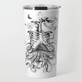 Engraving - Chimera_01 Travel Mug