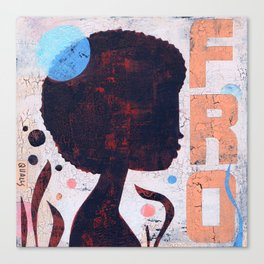 FRO Canvas Print