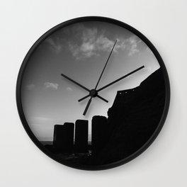 Autumn in La Gomera Wall Clock