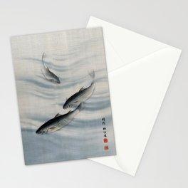 Seki Shūkō Fishes Stationery Cards