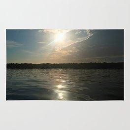 River Sun Rug