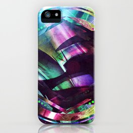 A Collusion of Malignant Isotopes iPhone Case