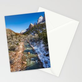 Virgin_River 4764 - Canyon Junction Zion Stationery Cards