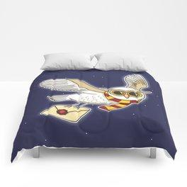 Owl Post Comforters