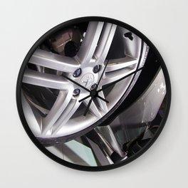 Peugeot 308 Feline Wheel Wall Clock