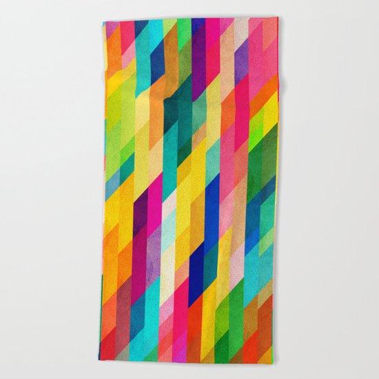 Prism Beach Towel