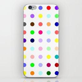 Demozepam iPhone Skin