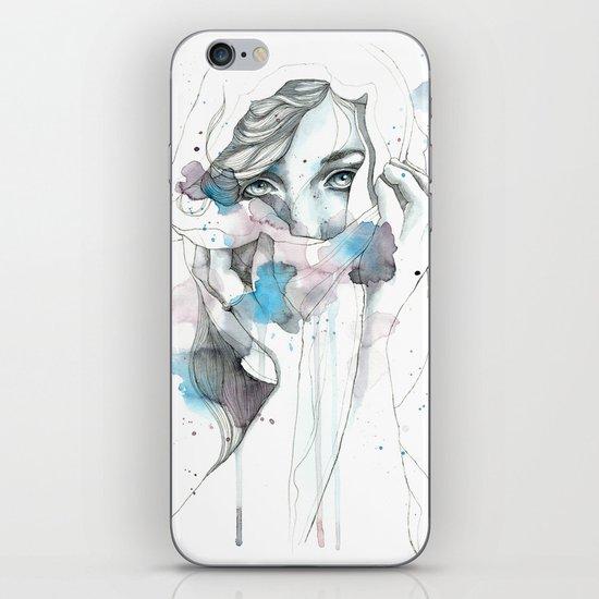 Scarf iPhone & iPod Skin