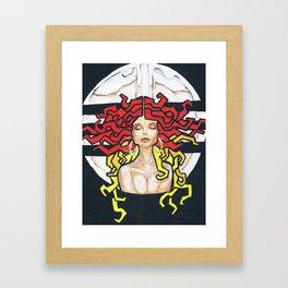 Prem Framed Art Print