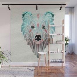 polar bear Wall Mural