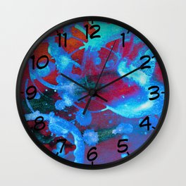 Coffee morning Wall Clock