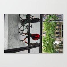 Mirror Town Canvas Print