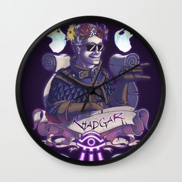 RADgar Wall Clock