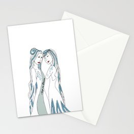 Gemini / 12 Signs of the Zodiac Stationery Cards