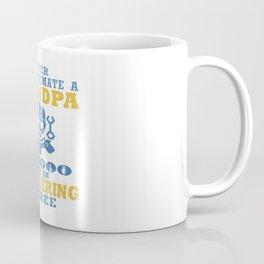 Engineering Grandpa Coffee Mug