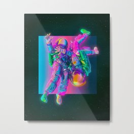 FREEFALL (everyday 01.15.19) Metal Print