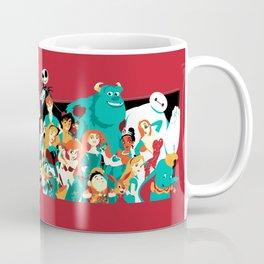 Mouse House Heroes Coffee Mug