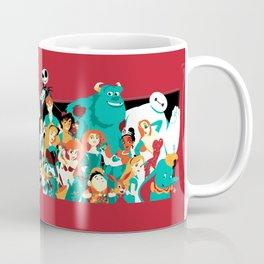 Mouse House Heroes Coffee Mug