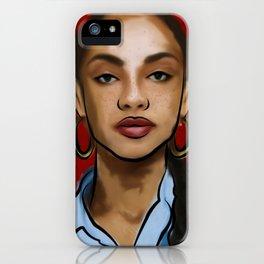 """Untitled//Sade"" (2017) iPhone Case"