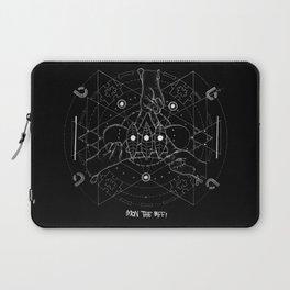 biffy x mandala Laptop Sleeve