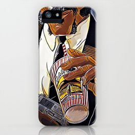 Jules Big Kahuna iPhone Case