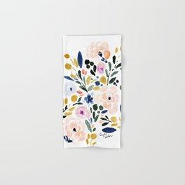 Sierra Floral Hand & Bath Towel