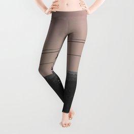 Muddy Pink Leggings