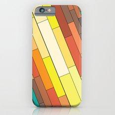Revenge of the Rectangles I Slim Case iPhone 6s