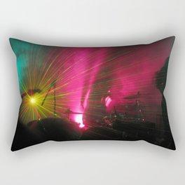 STRFCKR concert lasers Rectangular Pillow