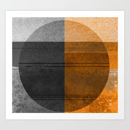 Light and Dark Art Print