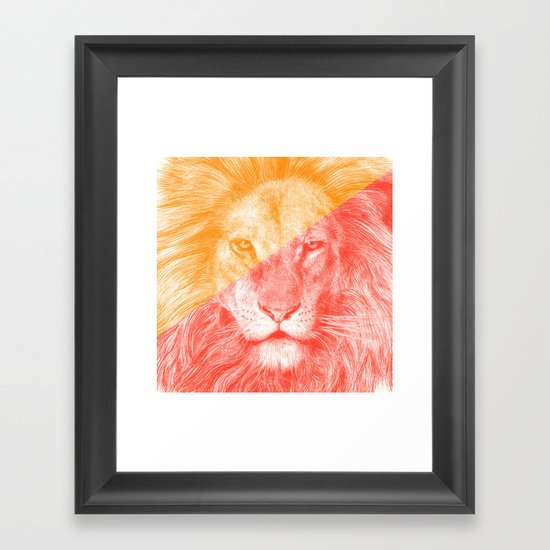 Wild 3 - by Eric Fan and Garima Dhawan Framed Art Print