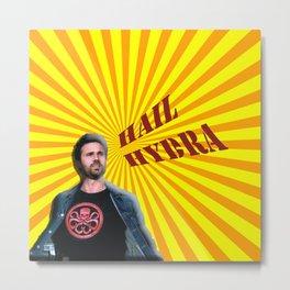 Grant Ward's Hydra  Metal Print