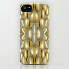 BethofArt*Gold iPhone Case