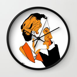 Gershwin Wall Clock