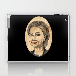 Hilary Clinton Laptop & iPad Skin