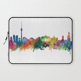 Berlin Skyline Laptop Sleeve