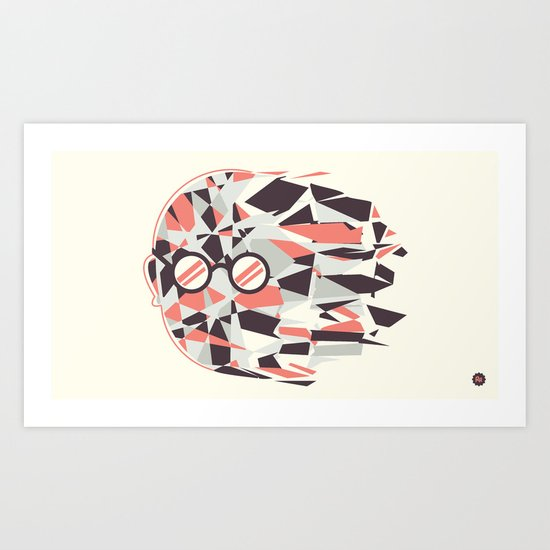 The Disappearance of Dr. Jeykll Art Print