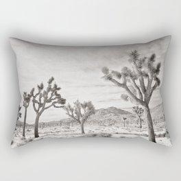 Joshua Tree Park by CREYES Rectangular Pillow