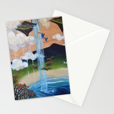 Costa Rican Lagoon Stationery Cards